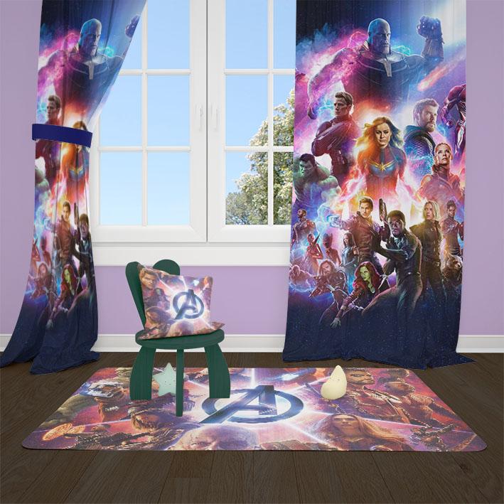 Draperie Avengers