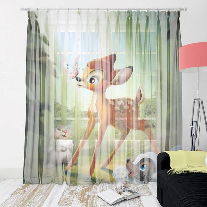 Perdea Bambi