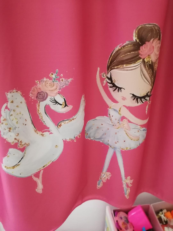 Perdele balerine