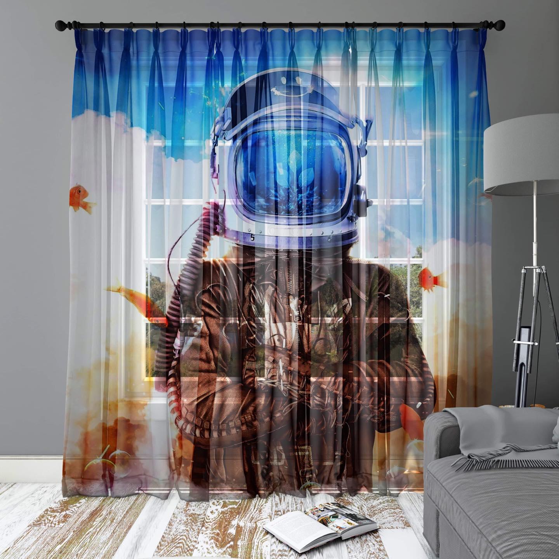 Perdele astronauti