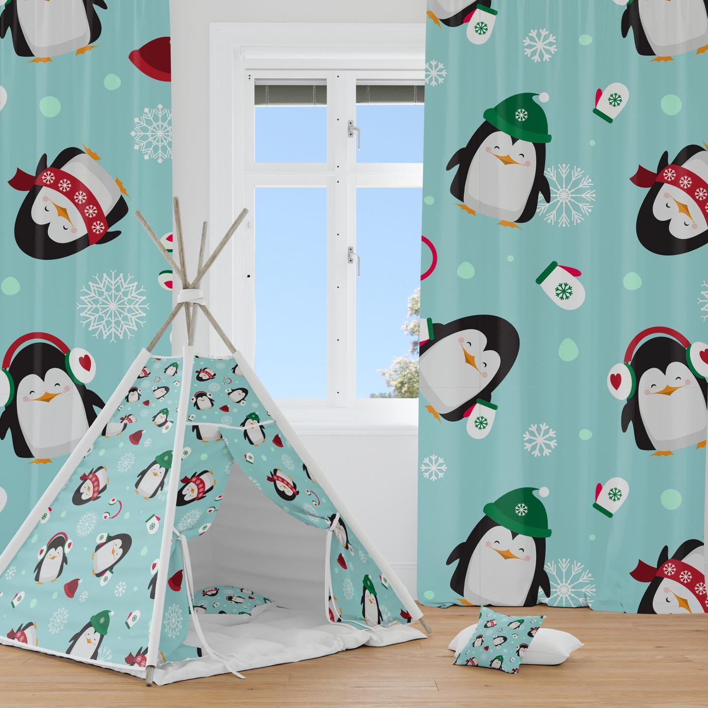 cort pinguini